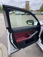 Black 2018 Lexus IS Left Side Rear Seat  Photo in Brampton ON