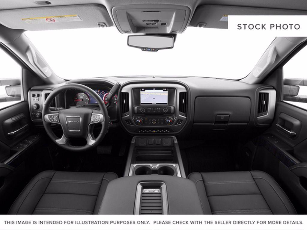 Black[Onyx Black] 2016 GMC Sierra 2500HD Sunroof Photo in Brandon MB