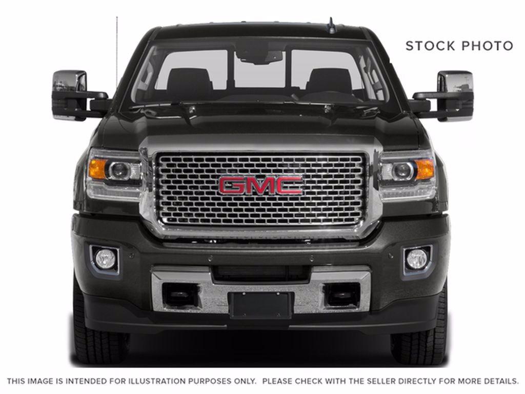Black[Onyx Black] 2016 GMC Sierra 2500HD Left Front Interior Door Panel Photo in Brandon MB