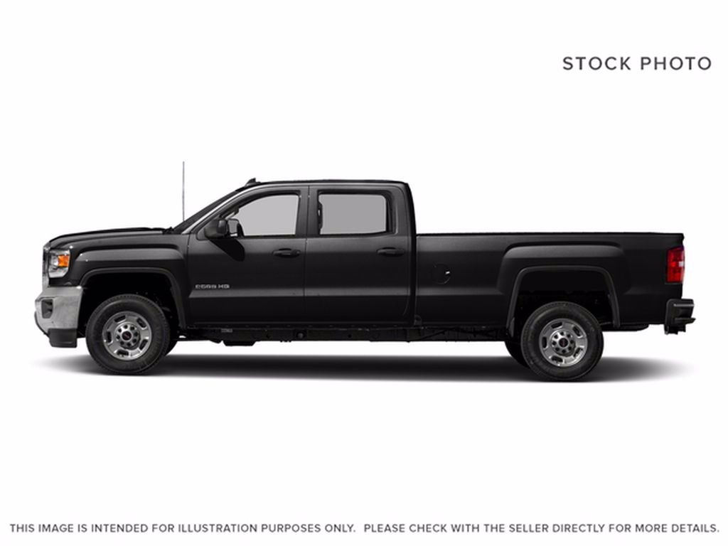 Black[Onyx Black] 2016 GMC Sierra 2500HD Left Front Interior Photo in Brandon MB