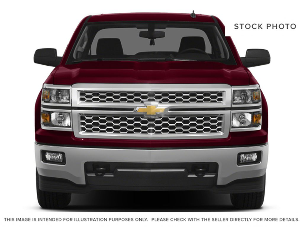 2014 Chevrolet Silverado 1500 Front Vehicle Photo in Fort Macleod AB