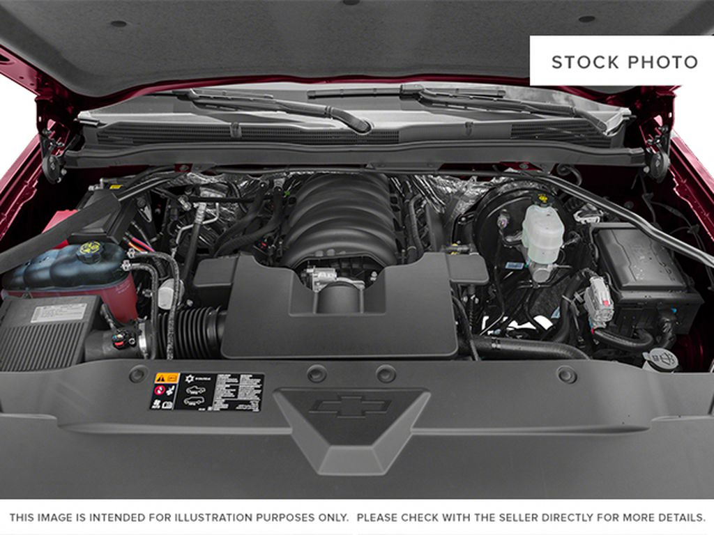 2014 Chevrolet Silverado 1500 Engine Compartment Photo in Fort Macleod AB