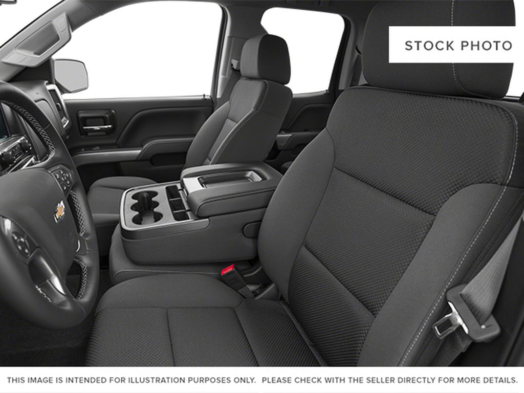 2014 Chevrolet Silverado 1500 Left Front Interior Photo in Fort Macleod AB