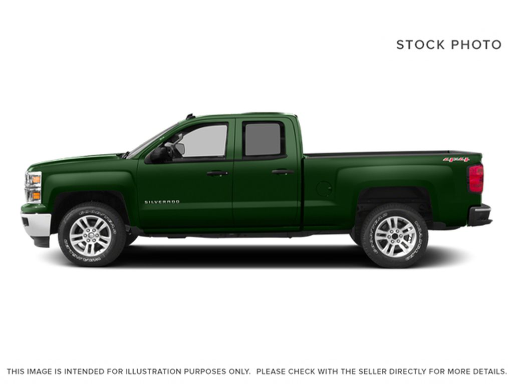 2014 Chevrolet Silverado 1500 Left Side Photo in Fort Macleod AB