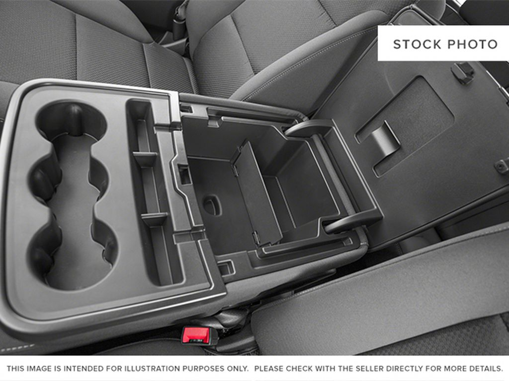 2014 Chevrolet Silverado 1500 Center Console Photo in Fort Macleod AB