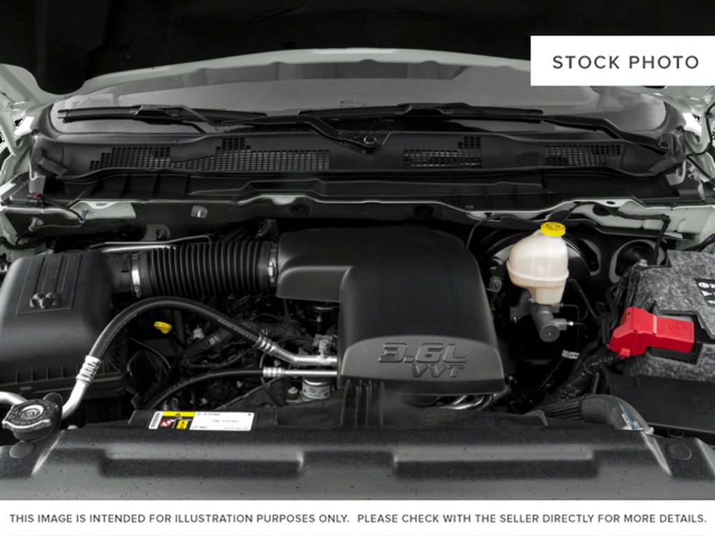 Black[Black] 2017 Ram 1500 Engine Compartment Photo in Fort Macleod AB