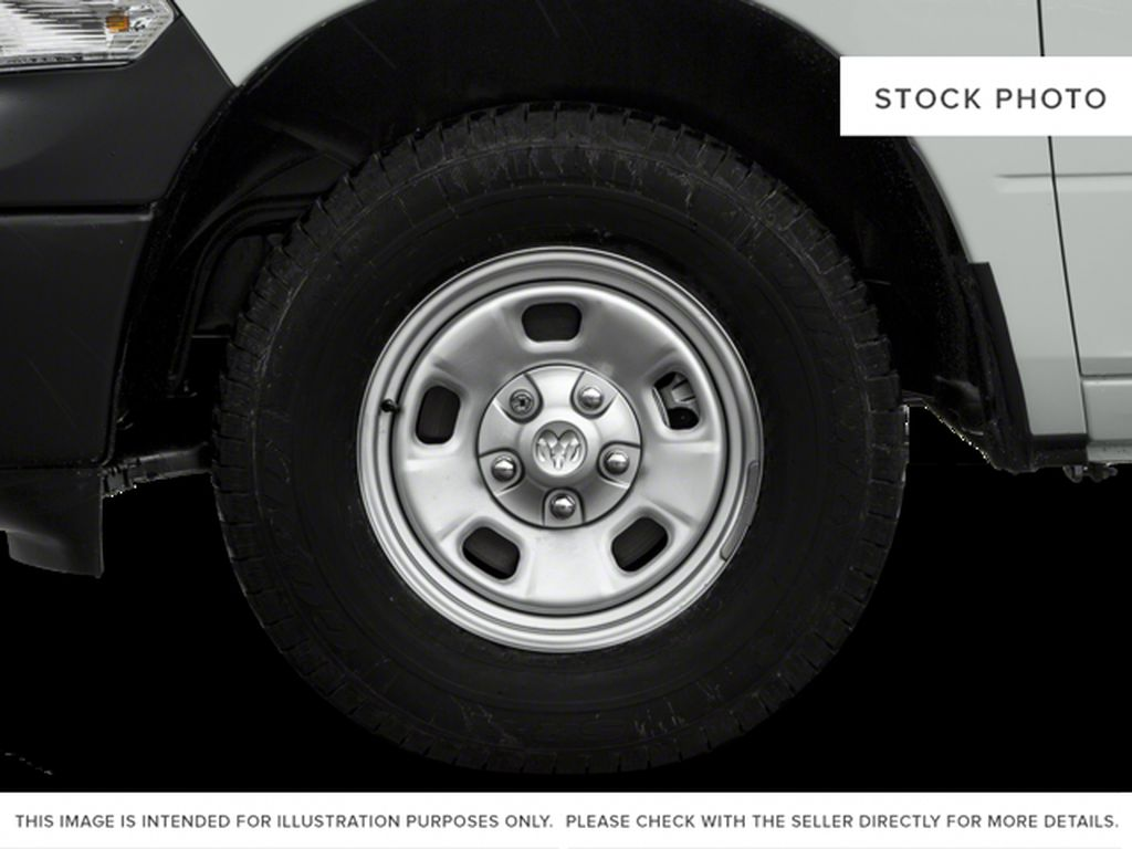 Black[Black] 2017 Ram 1500 Left Front Rim and Tire Photo in Fort Macleod AB
