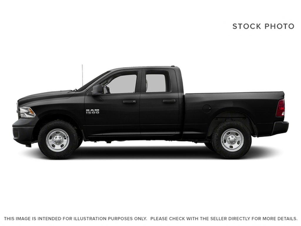 Black[Black] 2017 Ram 1500 Left Side Photo in Fort Macleod AB