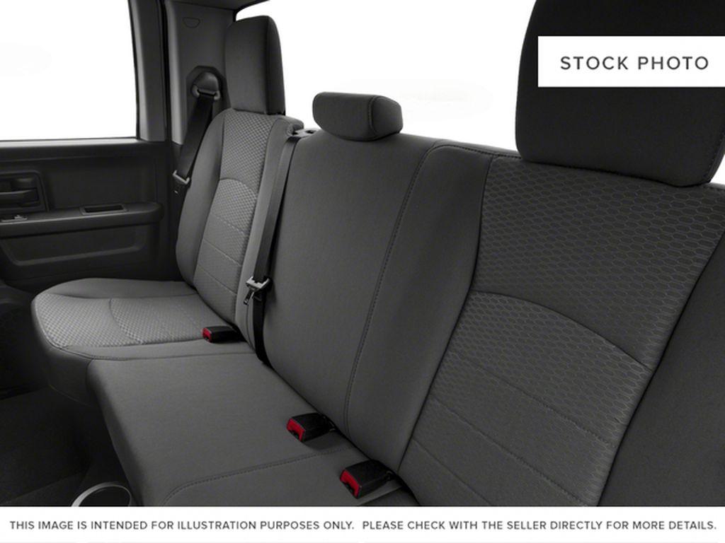 Black[Black] 2017 Ram 1500 Left Side Rear Seat  Photo in Fort Macleod AB