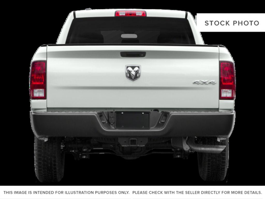 Black[Black] 2017 Ram 1500 Rear of Vehicle Photo in Fort Macleod AB