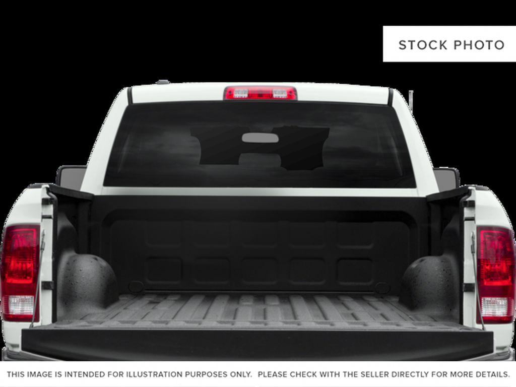 Black[Black] 2017 Ram 1500 Trunk / Cargo Area Photo in Fort Macleod AB