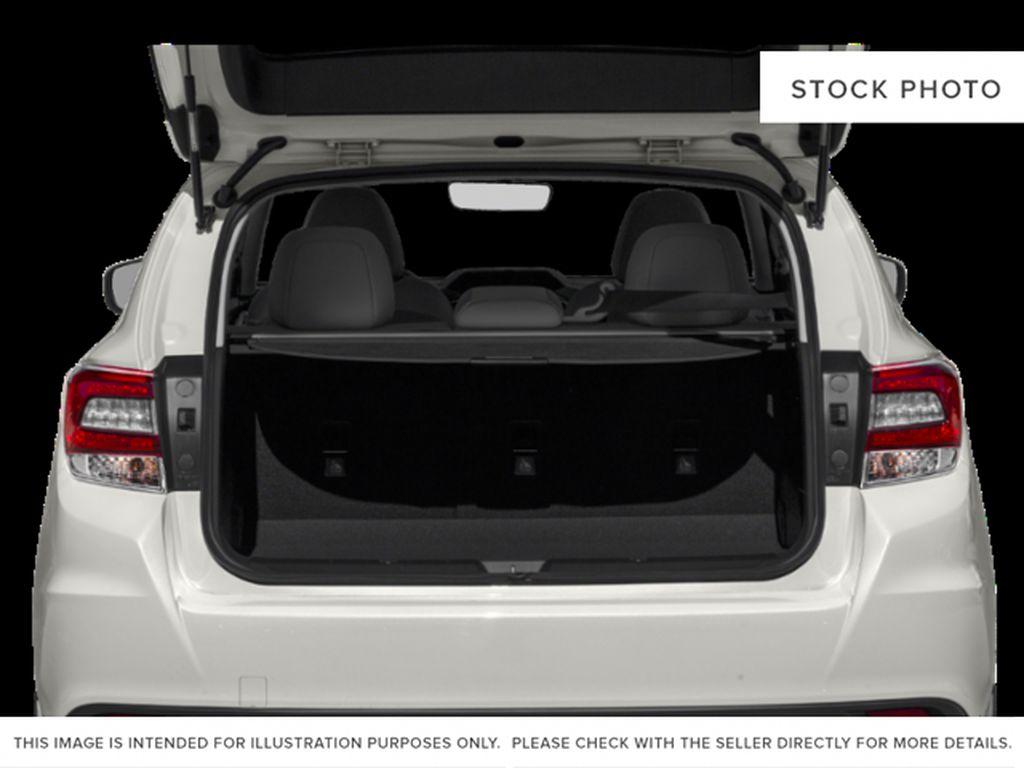 White[Crystal White Pearl] 2022 Subaru Impreza Trunk / Cargo Area Photo in Lethbridge AB