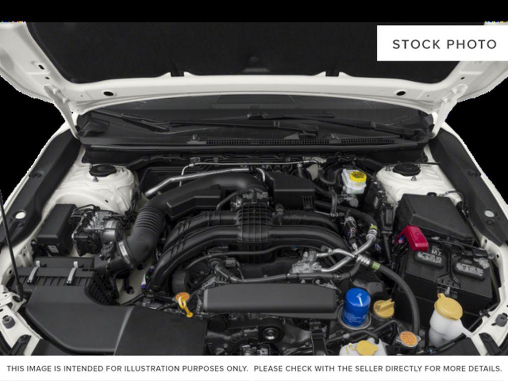 White[Crystal White Pearl] 2022 Subaru Impreza Engine Compartment Photo in Lethbridge AB