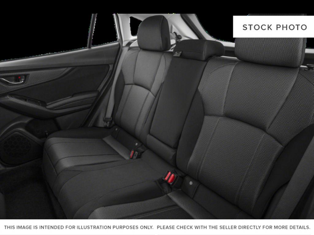 White[Crystal White Pearl] 2022 Subaru Impreza Left Side Rear Seat  Photo in Lethbridge AB