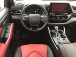 Silver[Celestial Silver Metallic] 2021 Toyota Highlander XSE Left Front Seat Photo in Sherwood Park AB