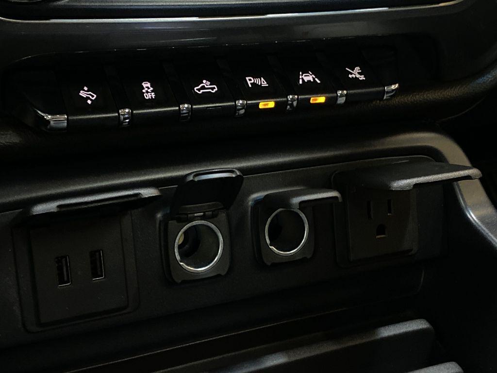 WHITE 2017 Chevrolet Silverado 1500 LTZ - Navigation, Apple CarPlay, Backup Camera Additional Photo in Edmonton AB