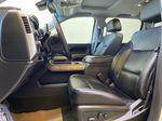 WHITE 2017 Chevrolet Silverado 1500 LTZ - Navigation, Apple CarPlay, Backup Camera Left Front Interior Photo in Edmonton AB