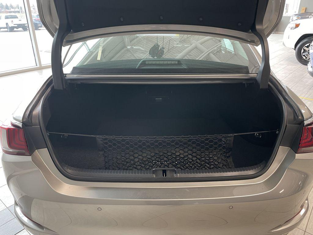 Silver 2019 Lexus ES ES 350 PREMIUM Sunroof Photo in Edmonton AB