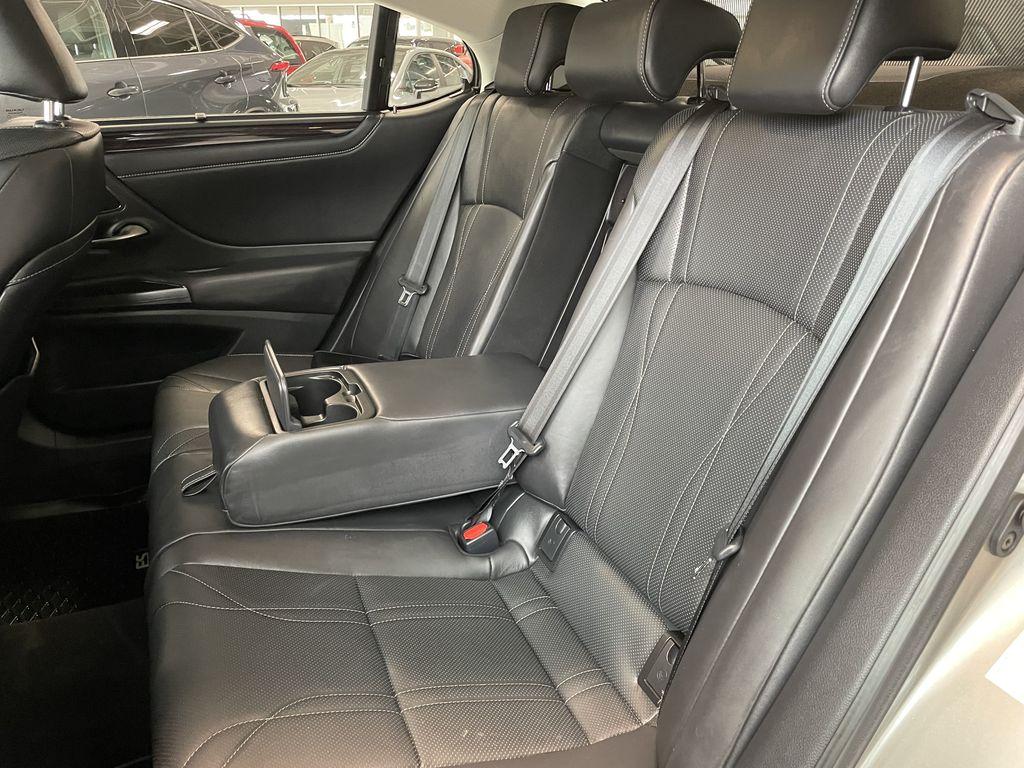Silver 2019 Lexus ES ES 350 PREMIUM TV / Special Photo in Edmonton AB