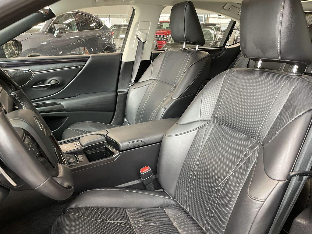 Silver 2019 Lexus ES ES 350 PREMIUM Audio/Video Photo in Edmonton AB