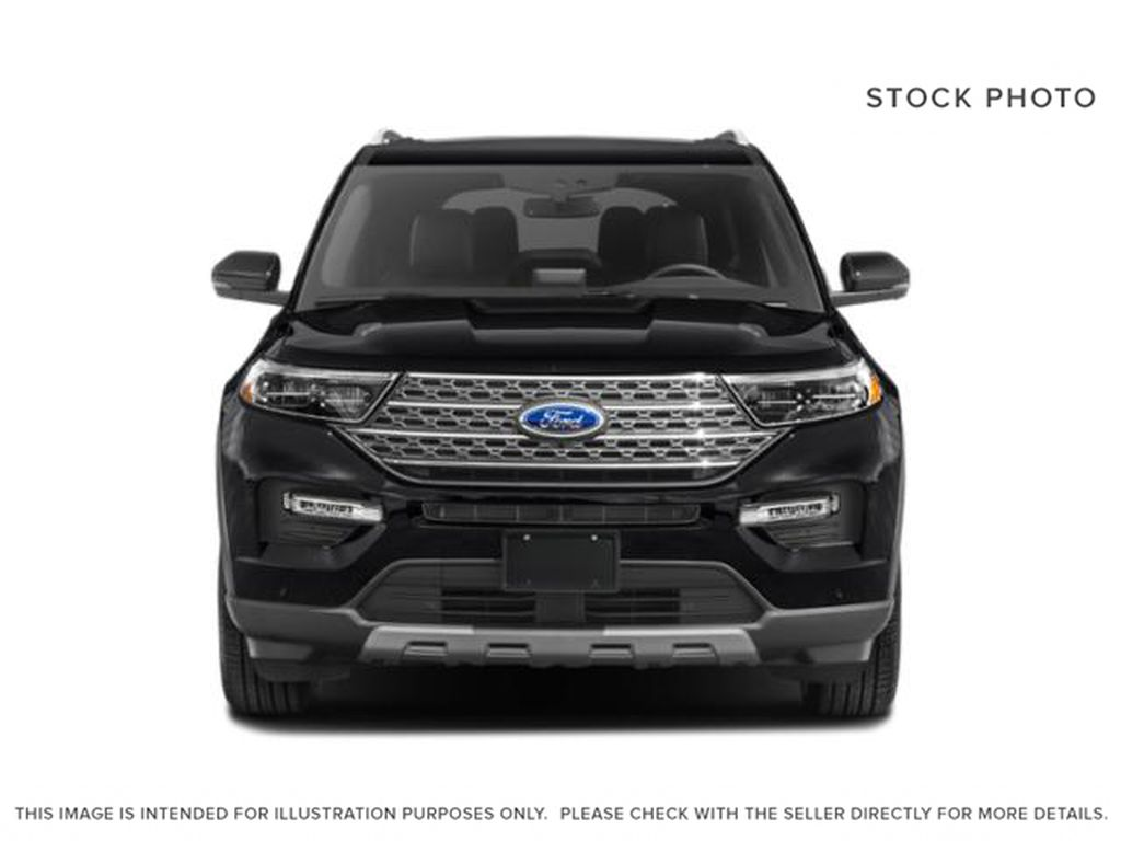 Green[Forged Green Metallic] 2022 Ford Explorer Front Vehicle Photo in Dartmouth NS