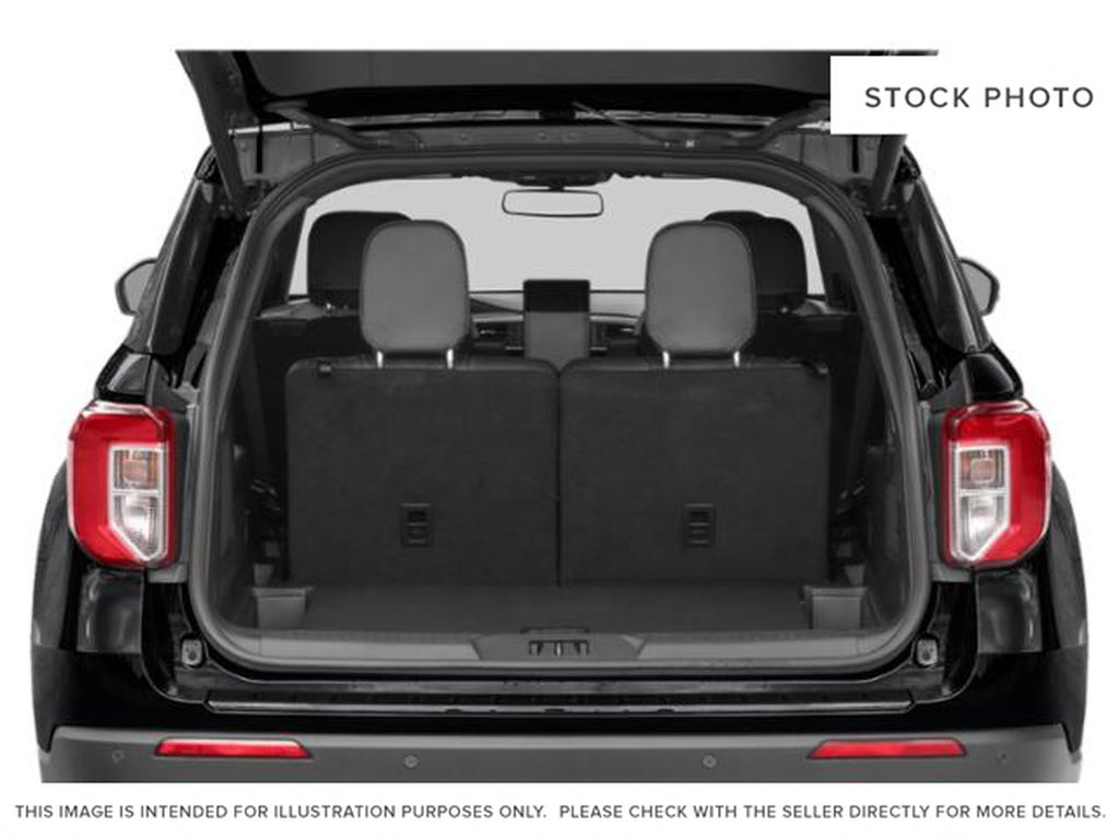 Green[Forged Green Metallic] 2022 Ford Explorer Trunk / Cargo Area Photo in Dartmouth NS