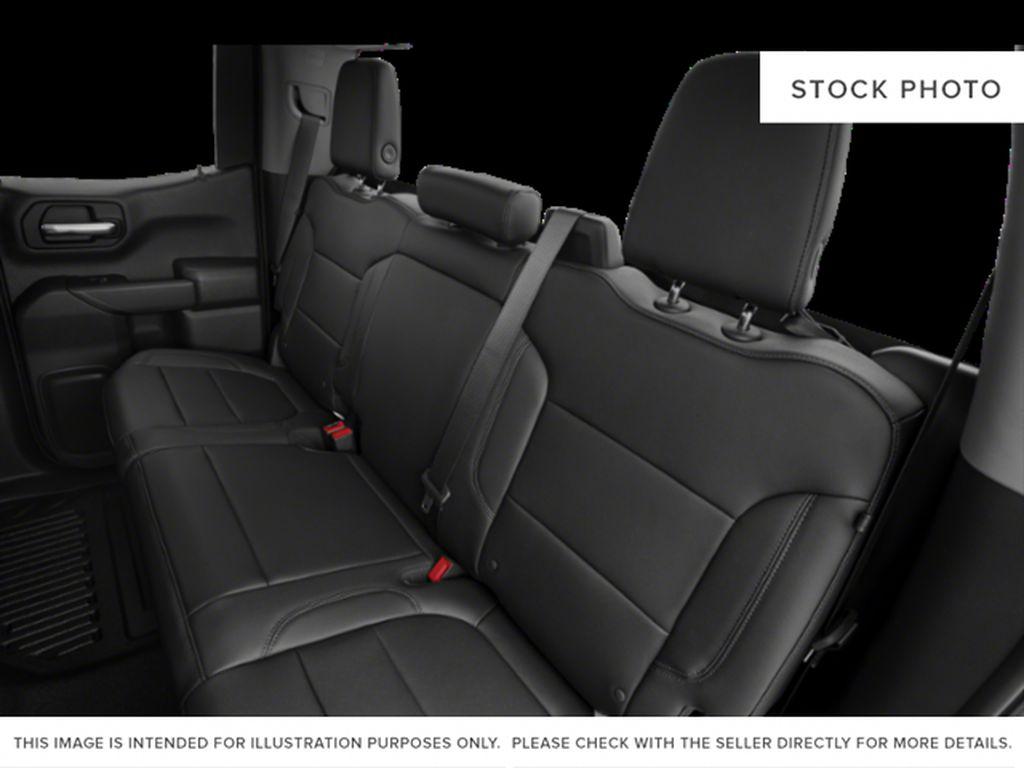 Black[Carbon Black Metallic] 2020 GMC Sierra 1500 Left Side Rear Seat  Photo in Fort Macleod AB