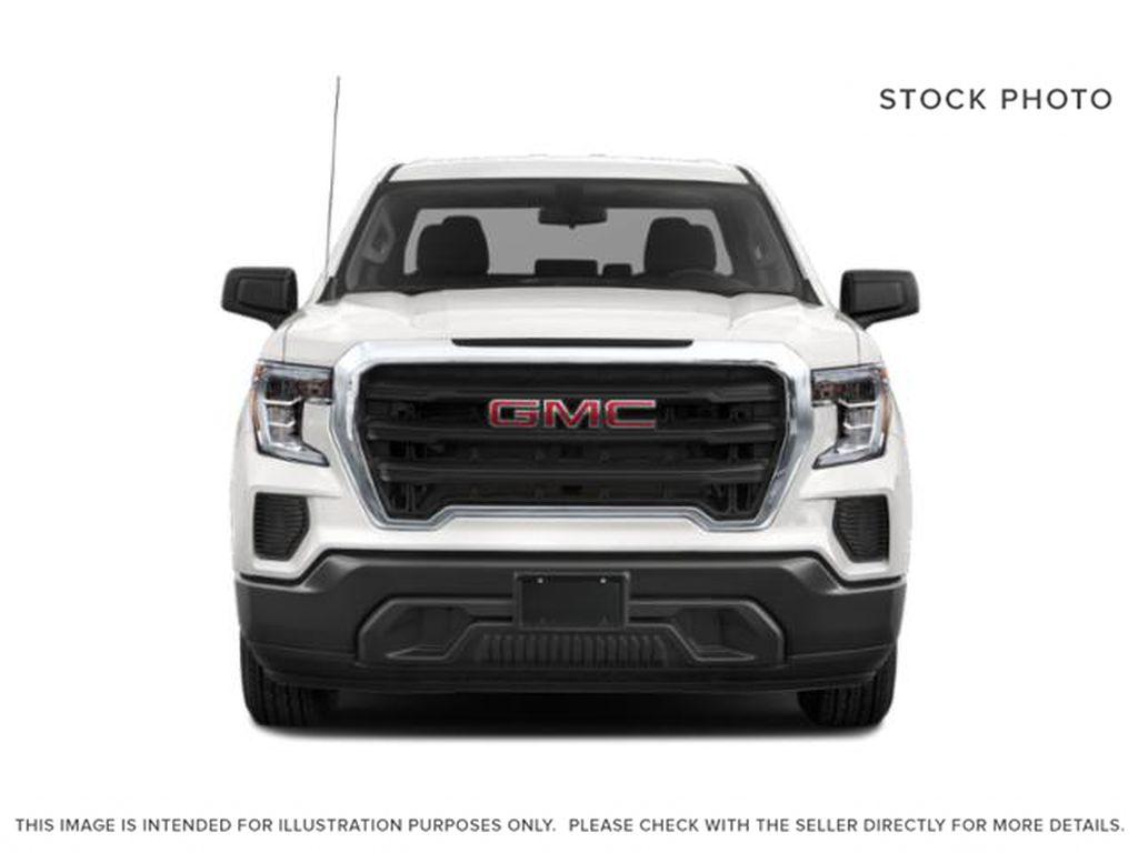 Black[Carbon Black Metallic] 2020 GMC Sierra 1500 Front Vehicle Photo in Fort Macleod AB
