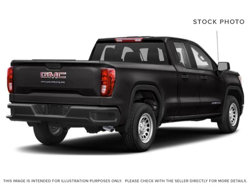 Black[Carbon Black Metallic] 2020 GMC Sierra 1500 Right Rear Corner Photo in Fort Macleod AB