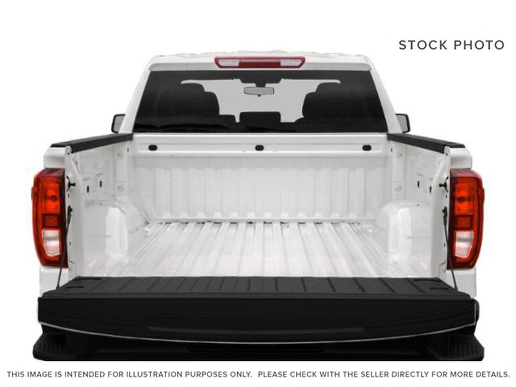 Black[Carbon Black Metallic] 2020 GMC Sierra 1500 Trunk / Cargo Area Photo in Fort Macleod AB