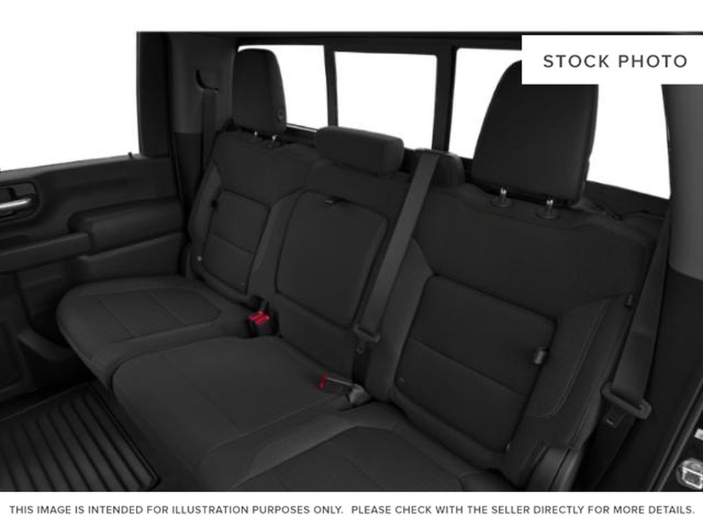 White[Iridescent Pearl Tricoat] 2020 Chevrolet Silverado 3500HD Left Side Rear Seat  Photo in Fort Macleod AB