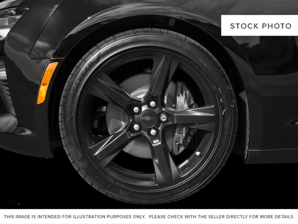 Red[Garnet Red Tintcoat] 2016 Chevrolet Camaro Left Front Rim and Tire Photo in Fort Macleod AB
