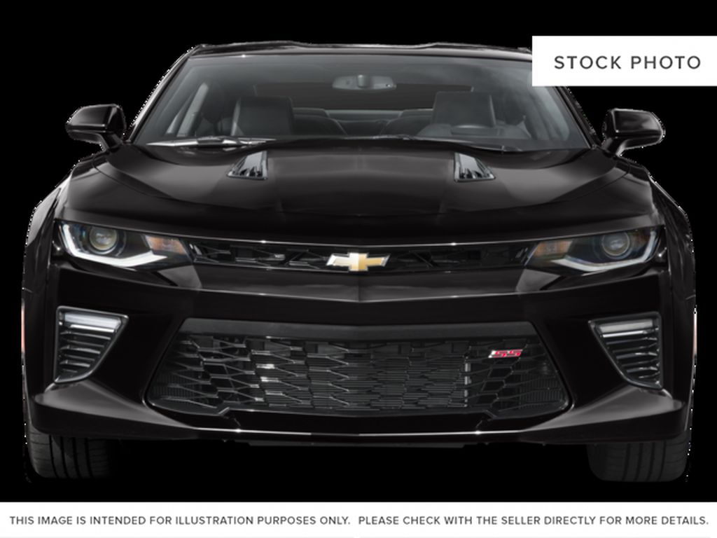 Red[Garnet Red Tintcoat] 2016 Chevrolet Camaro Front Vehicle Photo in Fort Macleod AB