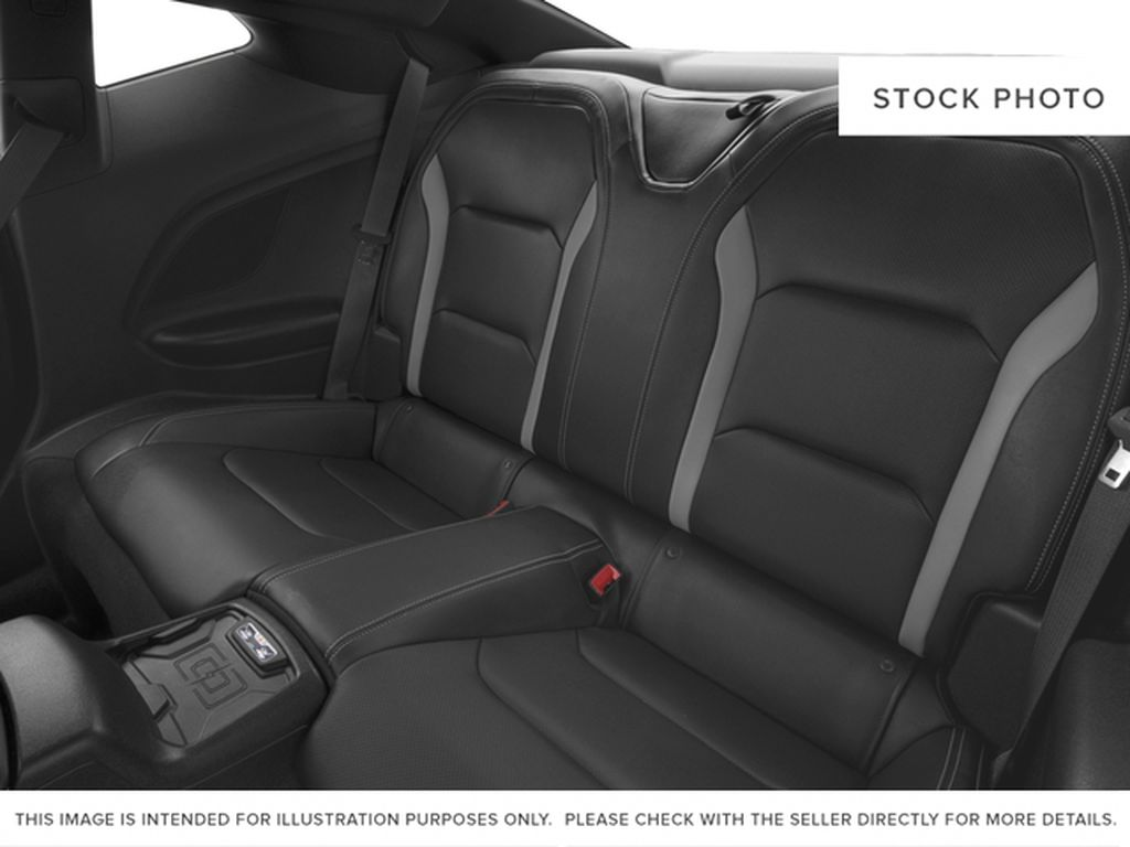 Red[Garnet Red Tintcoat] 2016 Chevrolet Camaro Left Side Rear Seat  Photo in Fort Macleod AB