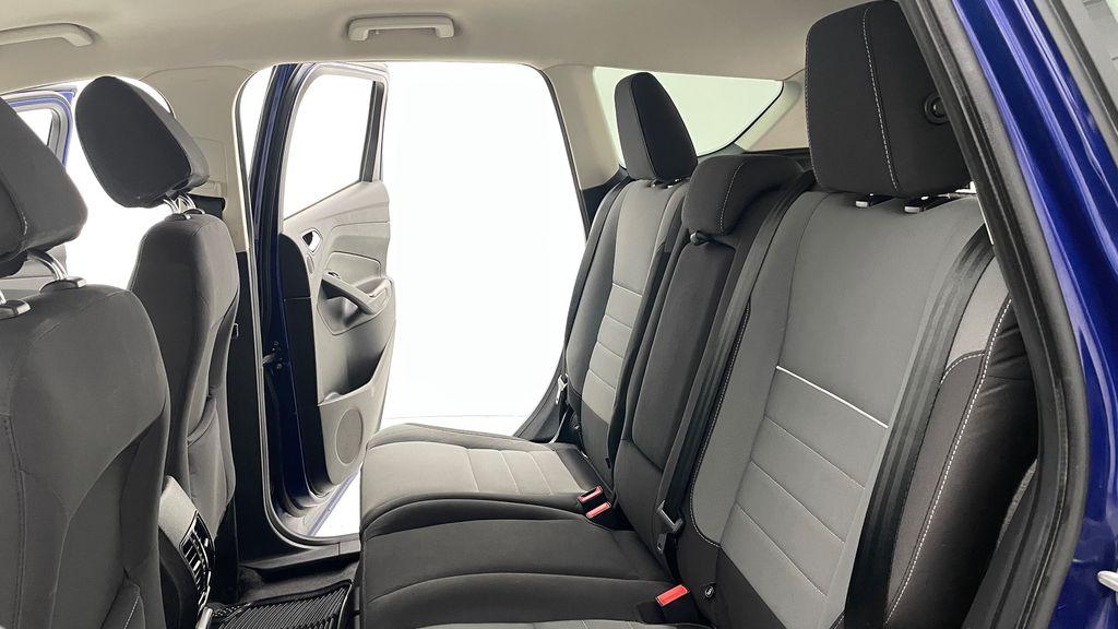 Blue[Deep Impact Blue] 2013 Ford Escape SE 4WD Left Side Rear Seat  Photo in Winnipeg MB