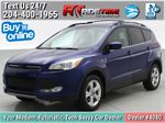 Blue[Deep Impact Blue] 2013 Ford Escape SE 4WD Primary Photo in Winnipeg MB