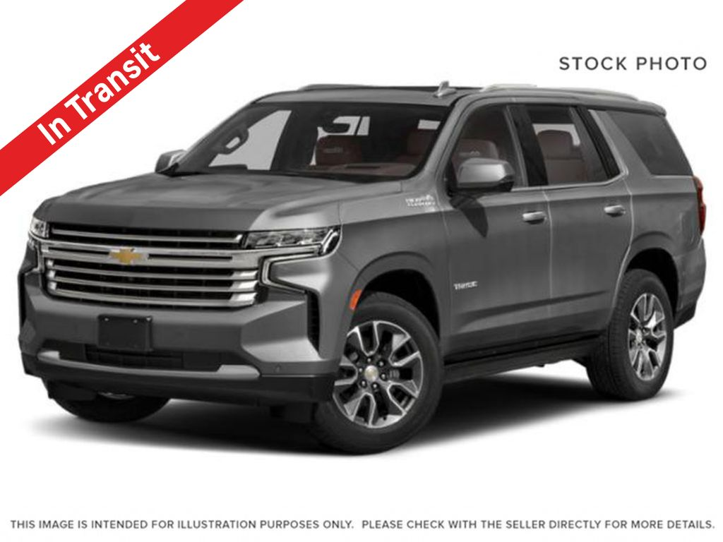 Gray[Satin Steel Metallic] 2021 Chevrolet Tahoe High Country