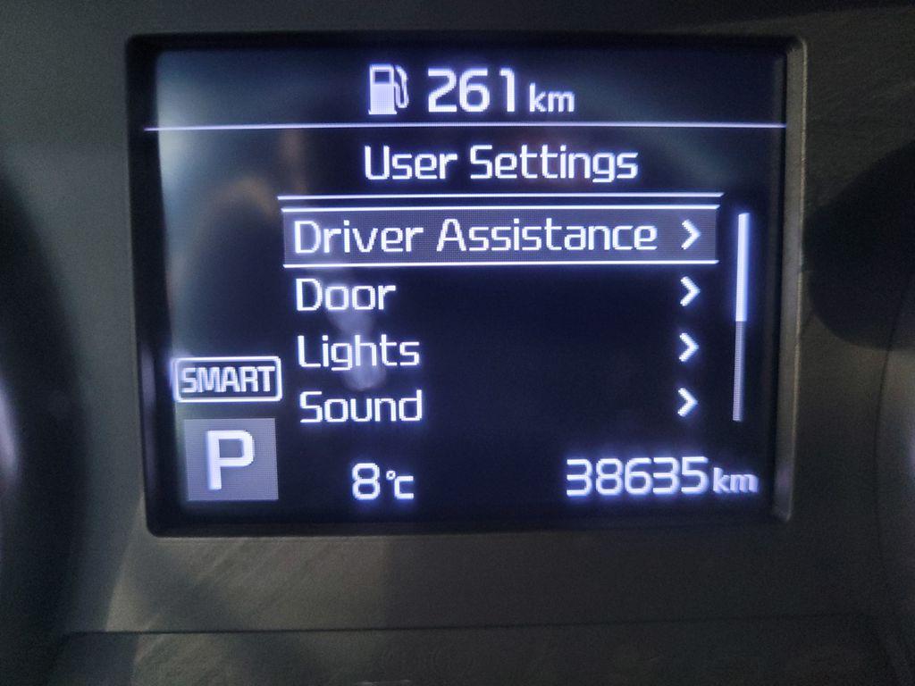 2019 Kia Forte Odometer Photo in Kelowna BC