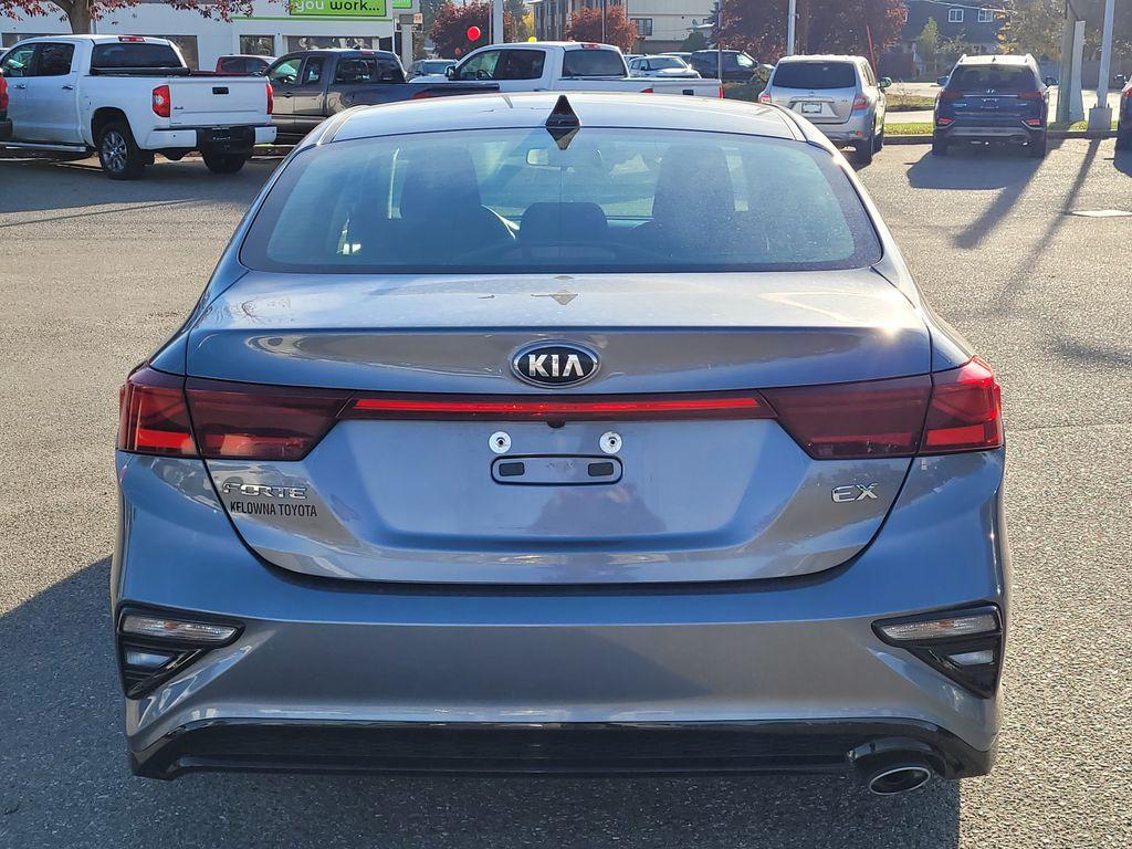 2019 Kia Forte Rear of Vehicle Photo in Kelowna BC