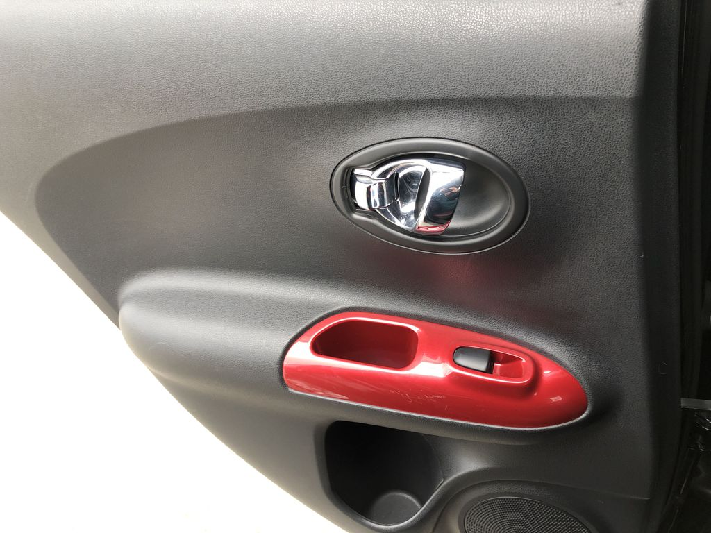 2011 Nissan JUKE Left Rear Interior Door Panel Photo in Kelowna BC