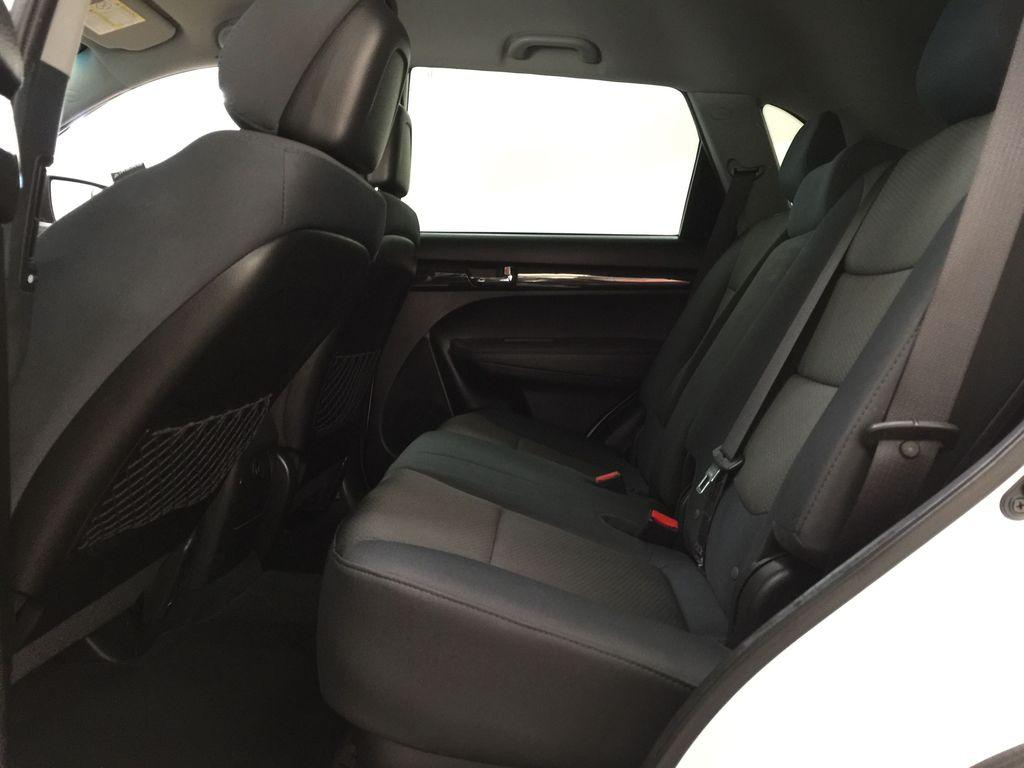 White[Snow White Pearl] 2013 Kia Sorento LX AWD Left Side Rear Seat  Photo in Sherwood Park AB