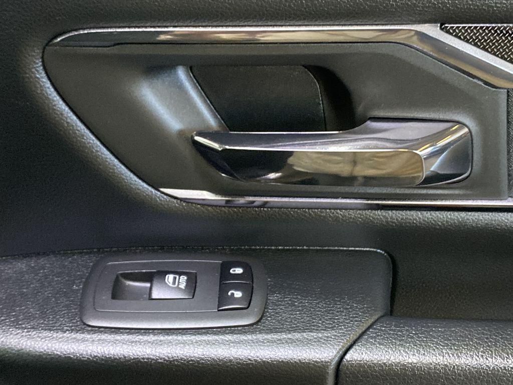 "BROWN 2020 Ram 1500 Big Horn ""Built To Serve"" Edition - Remote Start, Navigation, Apple CarPlay Passenger Front Door Controls Photo in Edmonton AB"