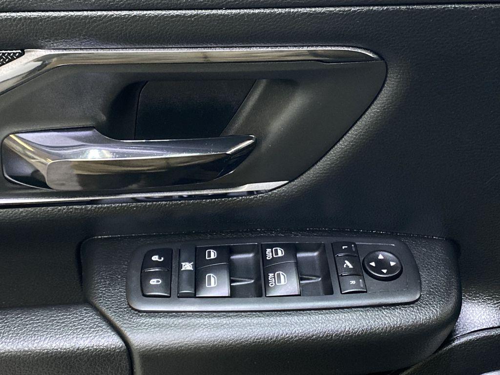 "BROWN 2020 Ram 1500 Big Horn ""Built To Serve"" Edition - Remote Start, Navigation, Apple CarPlay  Driver's Side Door Controls Photo in Edmonton AB"