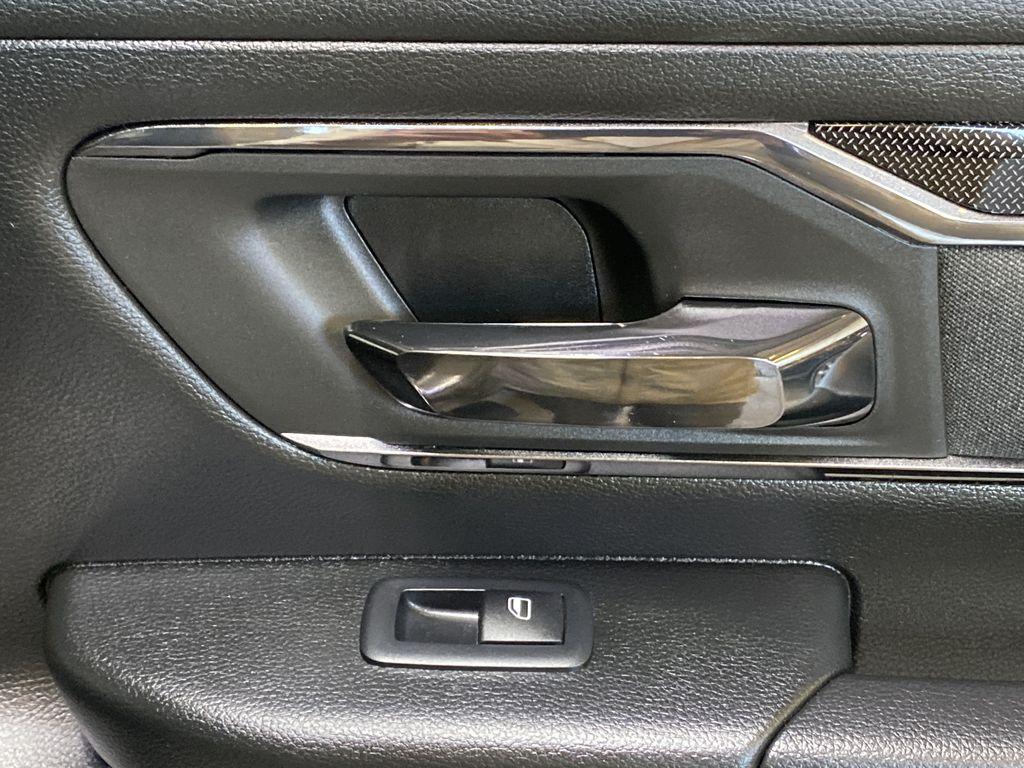 "BROWN 2020 Ram 1500 Big Horn ""Built To Serve"" Edition - Remote Start, Navigation, Apple CarPlay Passenger Rear Door Controls Photo in Edmonton AB"