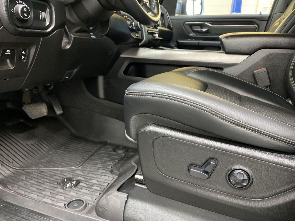 "BROWN 2020 Ram 1500 Big Horn ""Built To Serve"" Edition - Remote Start, Navigation, Apple CarPlay Additional Photo in Edmonton AB"