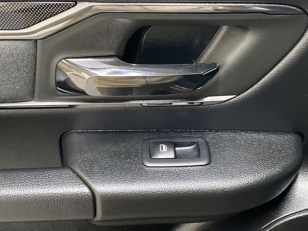 "BROWN 2020 Ram 1500 Big Horn ""Built To Serve"" Edition - Remote Start, Navigation, Apple CarPlay LR Door Panel Ctls Photo in Edmonton AB"