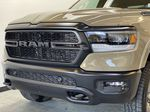 """BROWN 2020 Ram 1500 Big Horn """"Built To Serve"""" Edition - Remote Start, Navigation, Apple CarPlay Left Front Head Light / Bumper and Grill in Edmonton AB"""