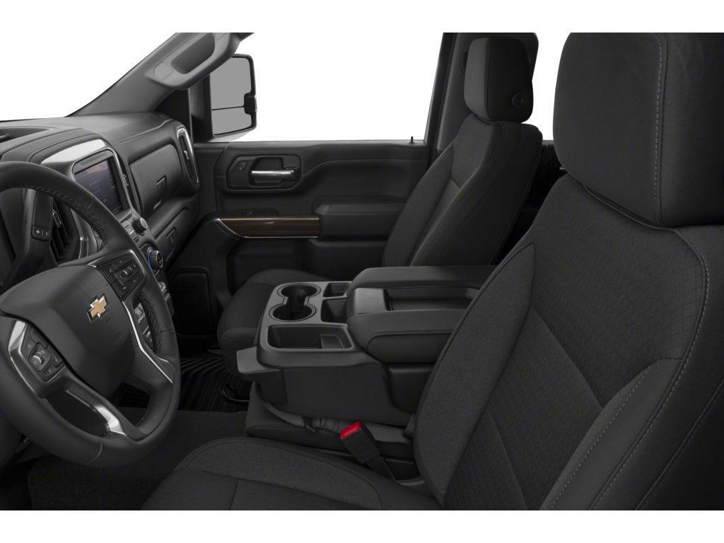 White 2022 Chevrolet Silverado 3500HD Left Front Interior Photo in Westlock AB