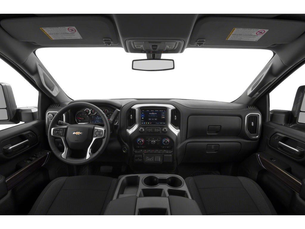 White 2022 Chevrolet Silverado 3500HD Driver's Side Door Controls Photo in Westlock AB