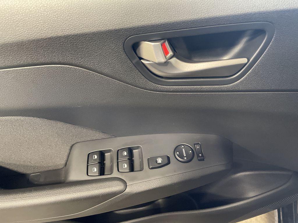 Black[Aurora Black] 2020 Hyundai Accent Sunroof Photo in Belleville ON